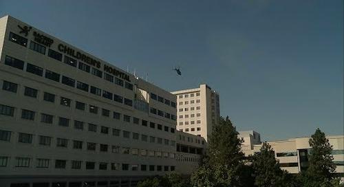 Solar Eclipse at Sacred Heart Children's Hospital