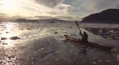 Greenland Kayaking