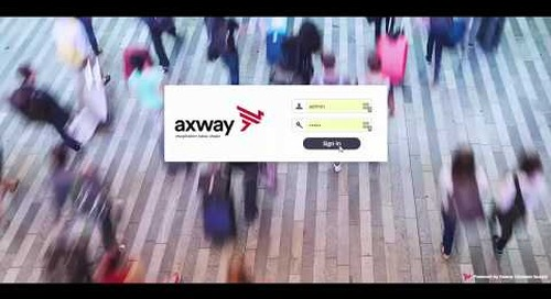 Axway Analytics Solution for immediate payments