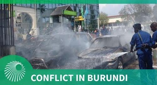 Further conflict ahead in Burundi