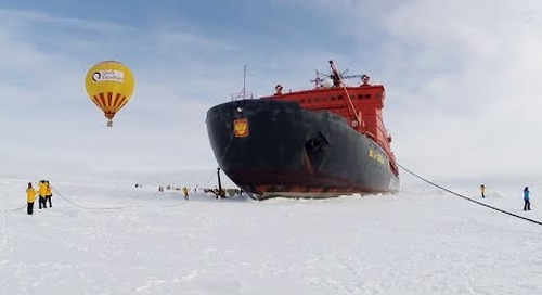 North Pole Expeditions, a Part of the Explorers' Collection