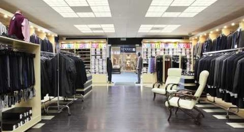 New Commercial Lighting Solutions: Rubik from Mark Architectural Lighting - Acuity Brands