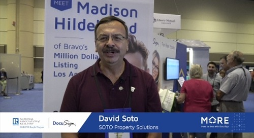 David Soto Does More with DocuSign
