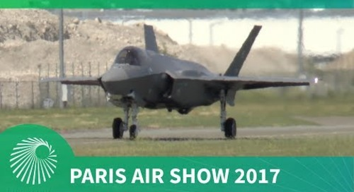 Paris Air Show 2017: Show overview