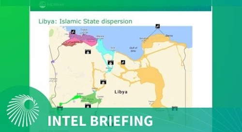 Intel Briefing: Libya Crisis - Assessing the likelihood of a political or military resolution to the