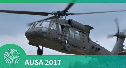 AUSA 2017:  Sikorsky UH60M/HH60M Black Hawk programme update