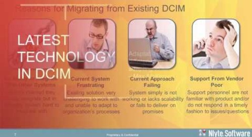 Move to the Next Generation DCIM in 5 Easy Steps - Webinar Recording