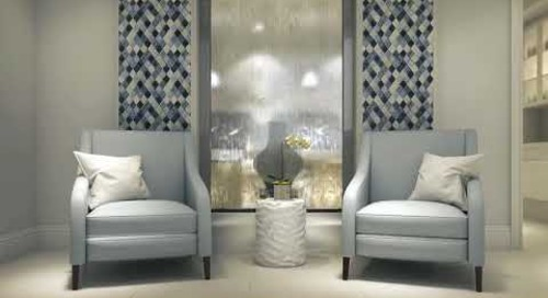 GL Homes Bonita Clubhouse Interior