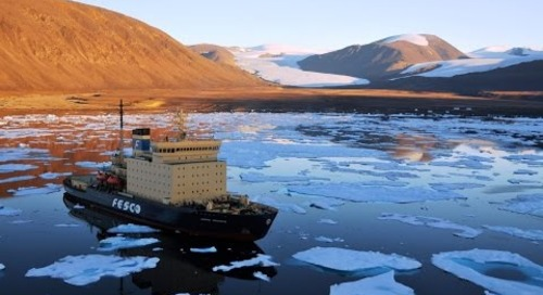 Ultimate Arctic Icebreaker Expedition