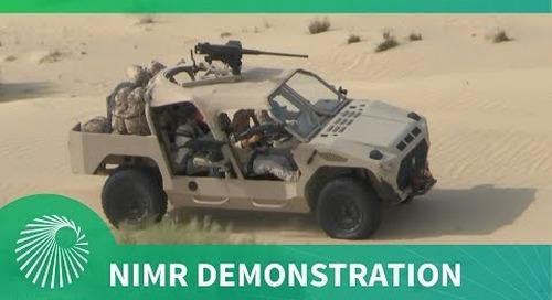 Showcase: NIMR Rapid Intervention Vehicle