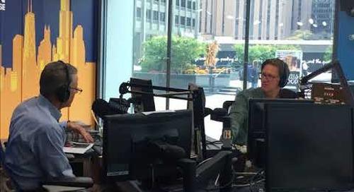 Private Vista on WGN Radio with John Williams 10.10.17