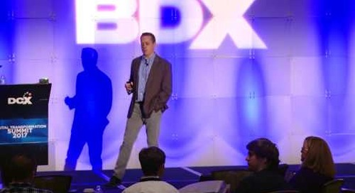 DCX 2017   How Brands Are Approaching Digital Transformation from James Lanyon