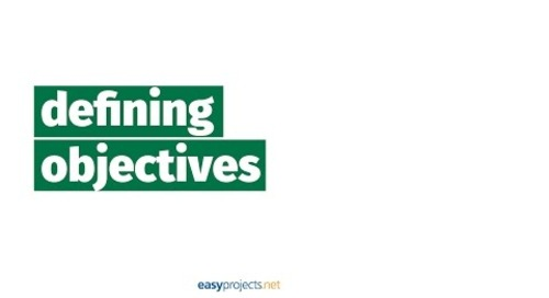 Project Scope: Defining Objectives