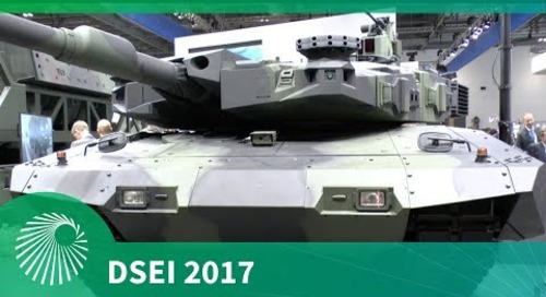 DSEI 2017: Active Defence Systems by Rheinmetall