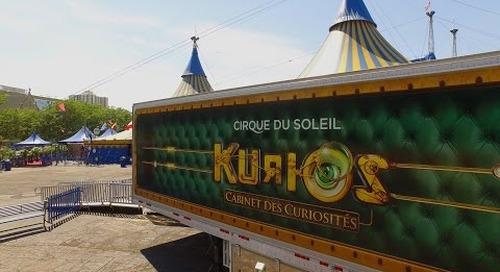 KURIOS About Tour Life - Episode 1 [Webserie]