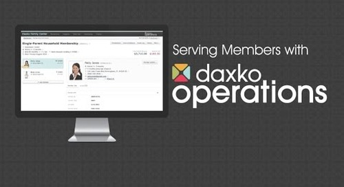 From Our Customers: Daxko Operations