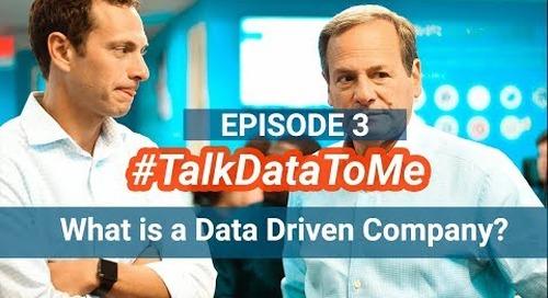 Russ Artzt: What is a Data Driven Company