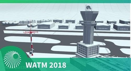 WATM 2018: Rodhe & Schwarz new Radio Direction Finder helps enhance ATC safety