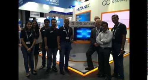 Nlyte Software at Gartner Data Center Conference 2014