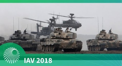 International Armoured Vehicles 2018: Show Preview