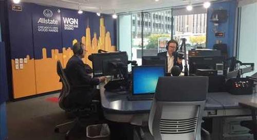 Private Vista 2nd Live Interview on WGN Radio 11.7.17