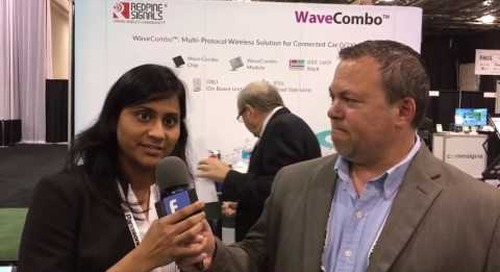 DSRC integration connects IVI and V2X for the connected car at TU-Automotive 2016
