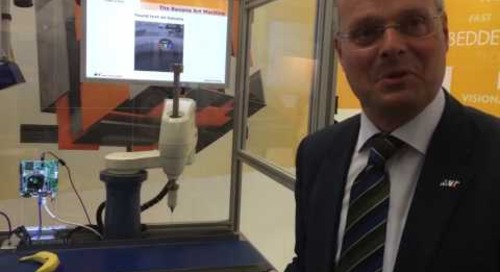 embedded world 2017: MVTec Software Powers Computer Vision for Next-Gen Robotics