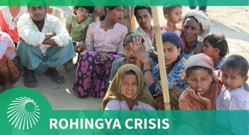 The transnational militant islamist response to the Rohingya crisis in Myanmar