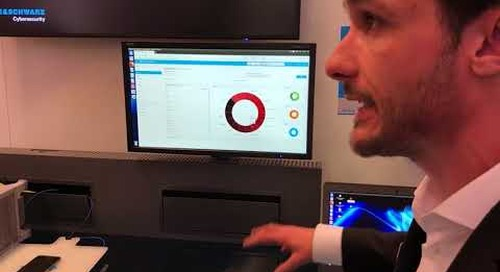 Rohde and Schwarz Cybersecurity at Embedded World 2018