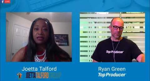 Top Producer® Ask Us Anything - Joetta Talford on Mobile and Templates