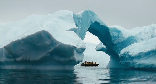 Why travel to Antarctica