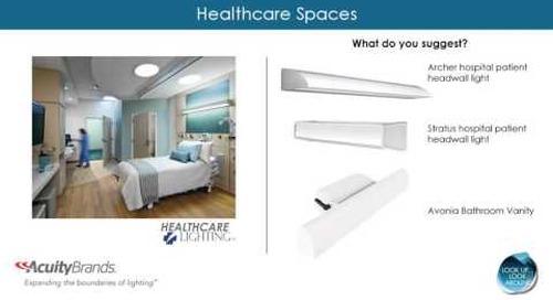 Look Up Look Around - Healthcare