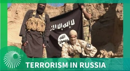 Terrorism risks in Russia