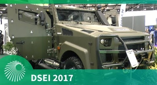 DSEI 2017: Metras MRV and the future for Penman