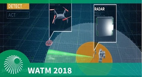 WATM 2018: Hensoldt 'XPELLER' counter UAS system