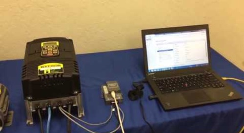 IoT Roadshow, Milpitas, CA – Sierra Monitor: Giving intelligence to non-smart devices, part one