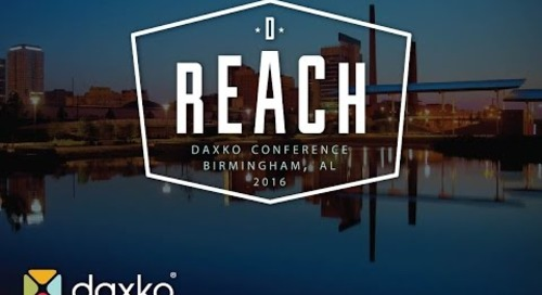 Reach 2016 Opening Keynote