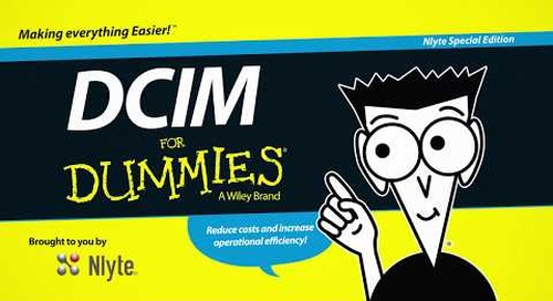 DCIM For Dummies for Infrastructure Professionals - Access eBook Below