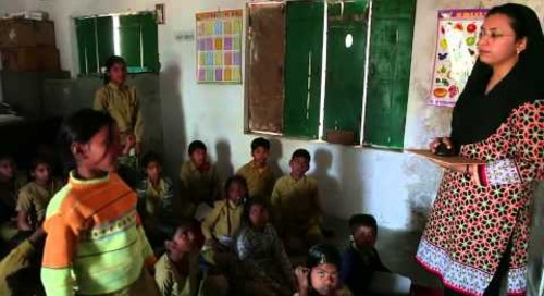 Shiksha Initiative - Overview