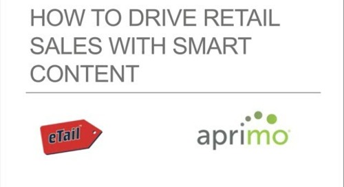 On-Demand Webinar: How to Drive Retail Sales with Smart Content