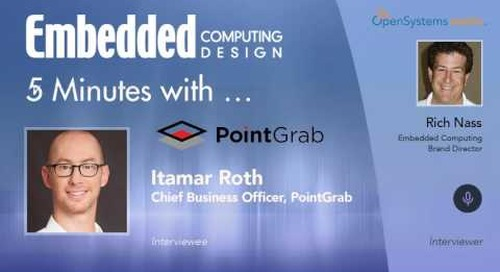 Five Minutes With…Itamar Roth, Chief Business Officer, PointGrab