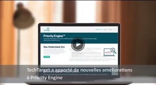 Priority Engine Faits Saillants: Alimentez votre pipeline