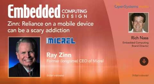 Zinn: Reliance on a mobile device can be a scary addiction