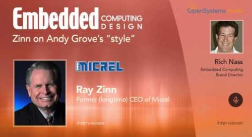 "Zinn on Andy Grove's ""style"""