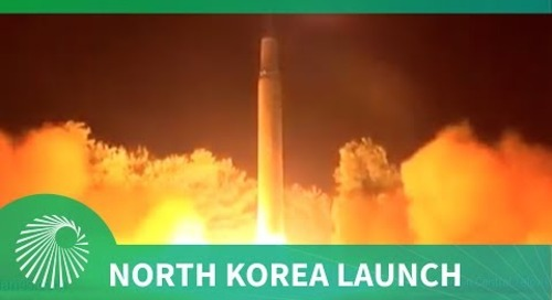North Korea conduct successful missile launch
