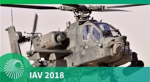 IAV 2018: UTC Aerospace Systems on ground vehicle threat detection