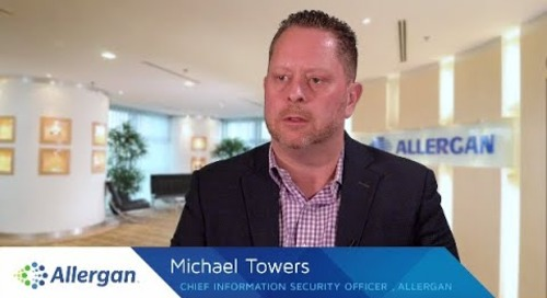 Allergan Leverages DocuSign to Standardize Enterprise Agreements Globally