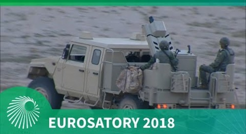 Eurosatory 2018: EXPAL's EIMOS integrated mortar system