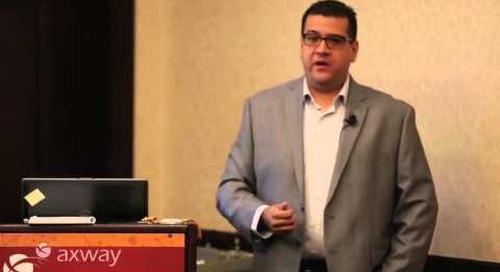D&B talks MFT Shared Service based on Axway SecureTransport
