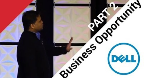 Business Opportunity - Muhammed (Mohi) Mohiuddin, Dell